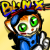 Blinx The Time Sweeper Cat - Icon by ShadowtailsDerol