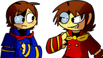 Vyse and Vize by Shadowtails-Derol