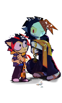 Vlad and Shadowtails