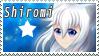 Shiromi Stamp by WhiterStar