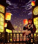 Lanterns that Warms the Night