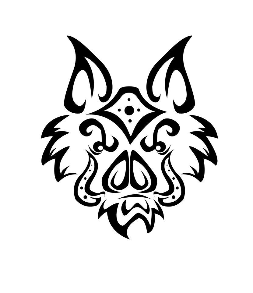 Boar Tattoo Basic By Darkly Shaded Shadow On DeviantArt