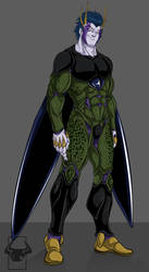 Cell Bio Suit concept by darkly-shaded-shadow