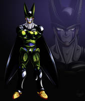 Coloured Perfect Cell