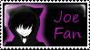 Joe Fan Stamp by Demon-Soul-King