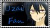 Uzai Fan Stamp by Demon-Soul-King