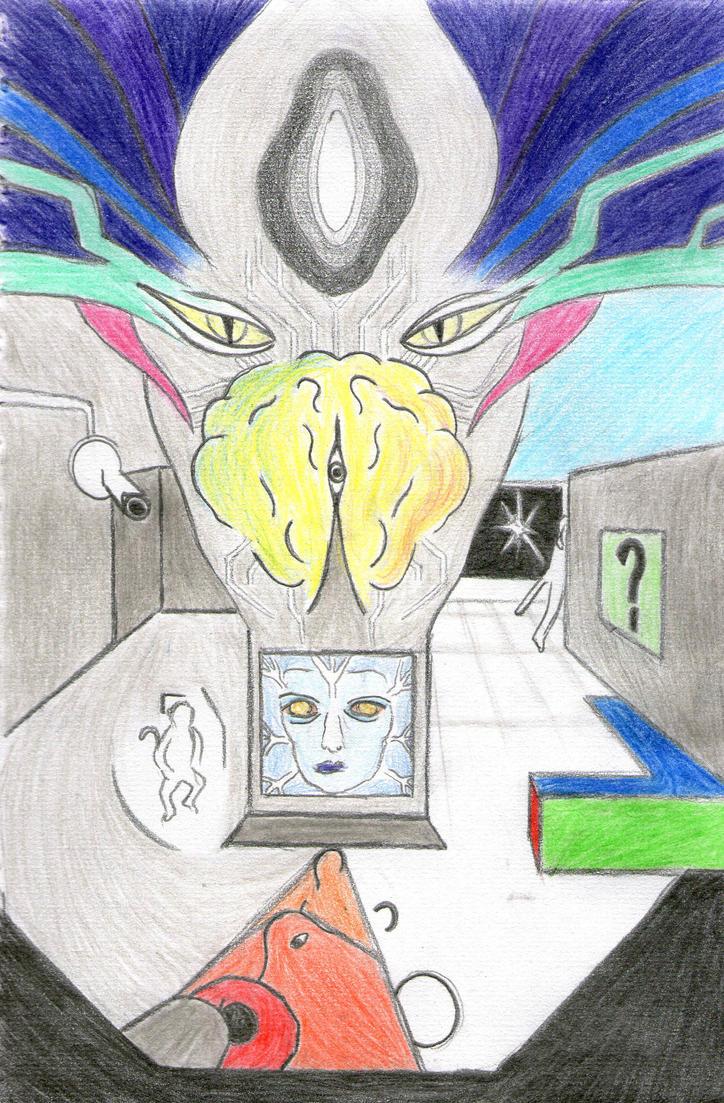 System Shock by triangledew