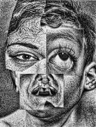 Portrait of Throb Snaky by OttoMagusDigitalArt