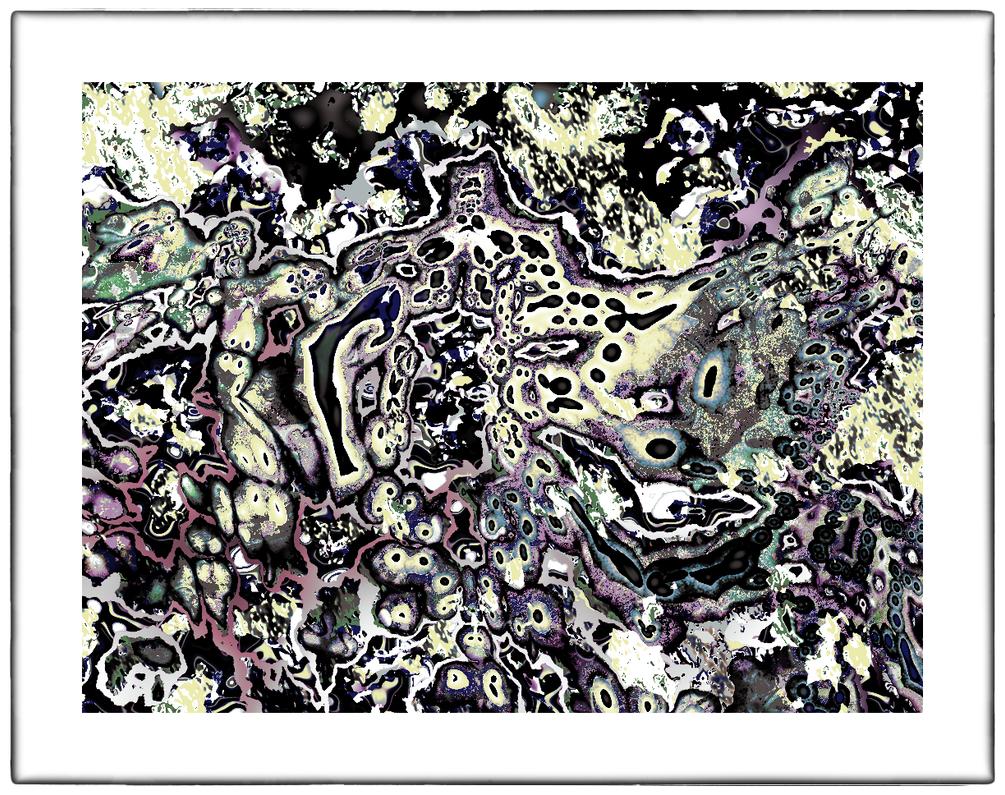 Buried Furnace Tor by OttoMagusDigitalArt