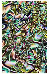 Retro Electro Mutations by OttoMagusDigitalArt