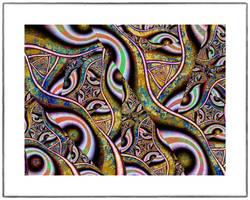 Eyewaves by OttoMagusDigitalArt