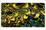 Jeweled Cortex by OttoMagusDigitalArt