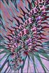 Krimzon Weet Ploom by OttoMagusDigitalArt