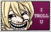Alois Trollface Stamp by DixFirebone