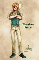:AD: Theodore Arcco by DixFirebone