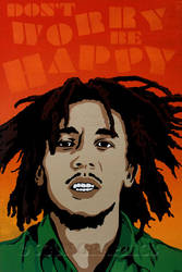 Don't Worry, Be Marley by the6Gun