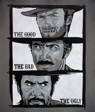 Good, Bad, and Ugly by the6Gun