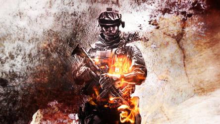 Battlefield - Modern Red Orchestra by zKappa