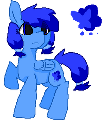 Look a pony by RockpeltThunderClan