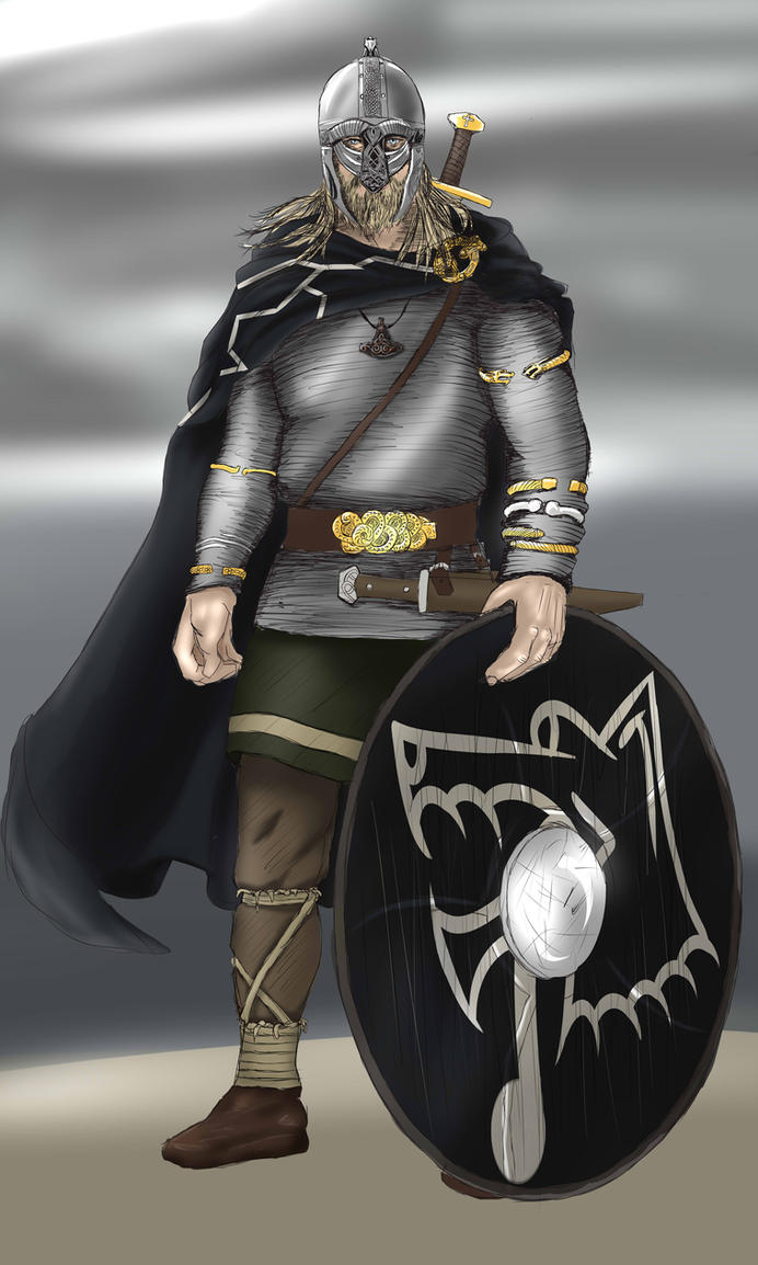 Uhtred Of Bebbanburg By Joleoo On Deviantart