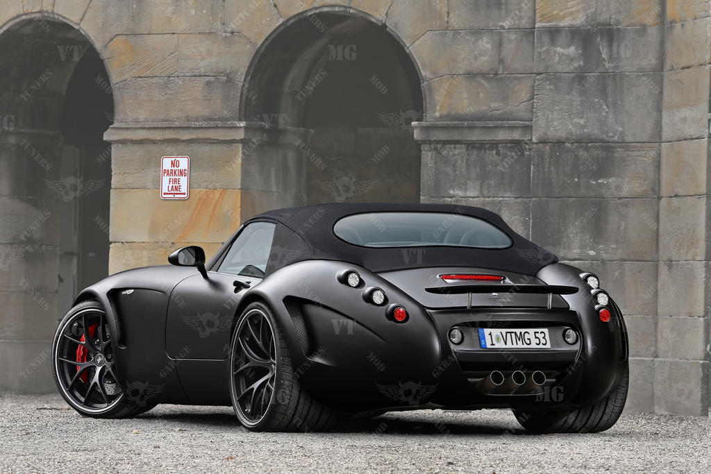 2012 Wiesmann Gt Mf5 By Vtmg Engineering On Deviantart