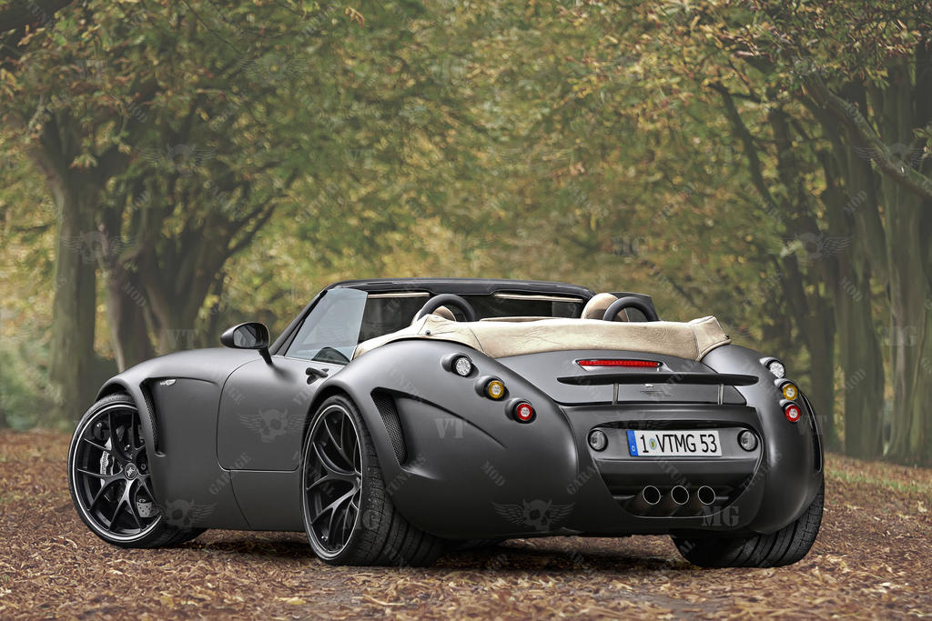 2012 Wiesmann GT MF5 by VTMG-Engineering on DeviantArt