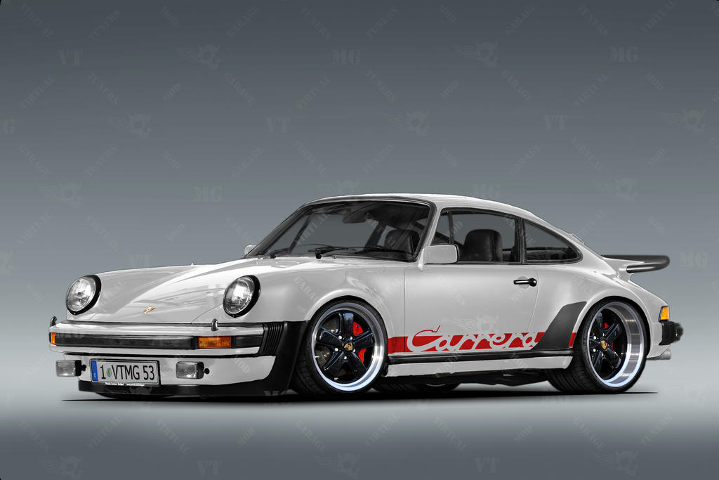 1989 Porsche 911 Carrera By Vtmg Engineering On Deviantart