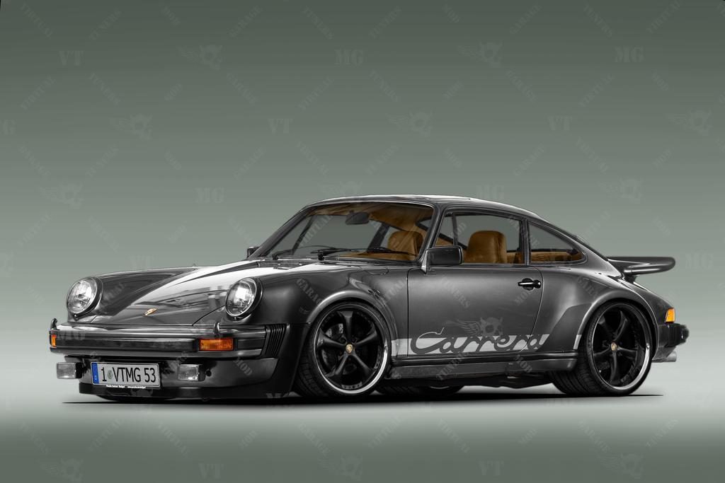 1989 Porsche 911 Carrera By Vtmg Engineering On Deviantart