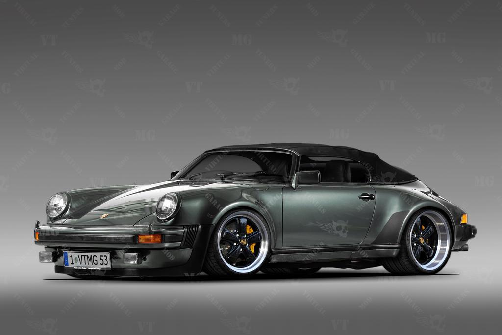 1989 Porsche 911 Speedster By Vtmg Engineering On Deviantart