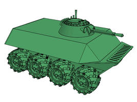 40k BTR Chimera concept