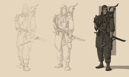 character process by ckoehn