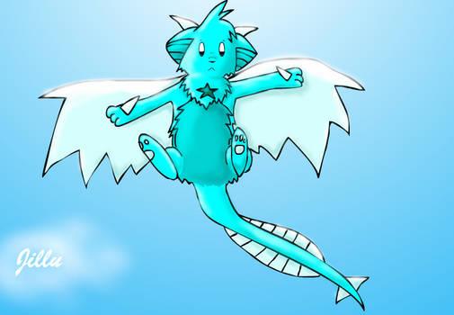 Jillu the Dragon