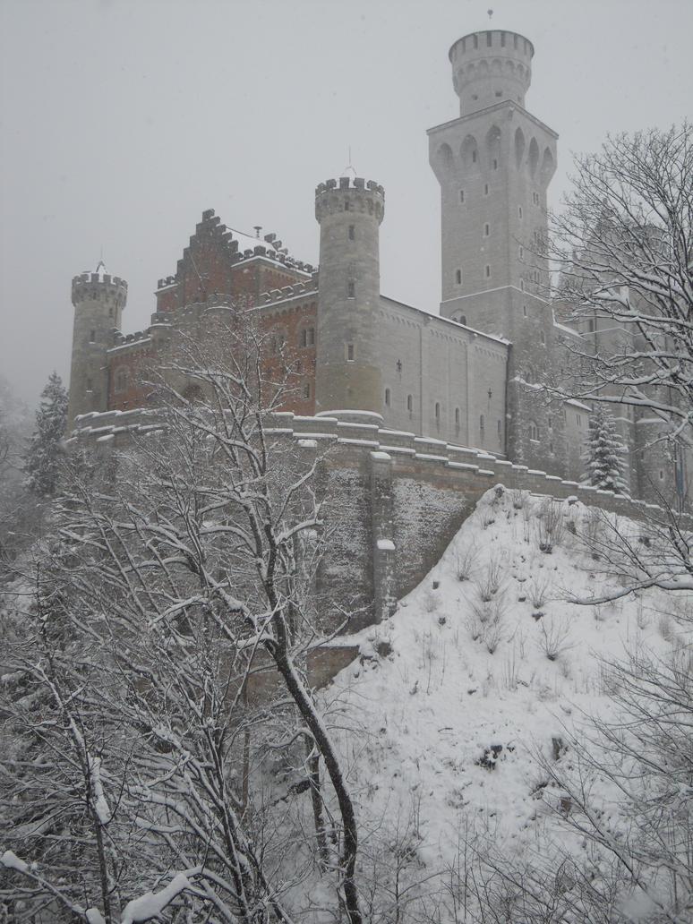 Schloss Neuschwanstein II by awesomeizzy
