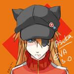 FanArt_Asuka_EVA 3.0