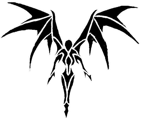 Tribal Devil by Songue on DeviantArt