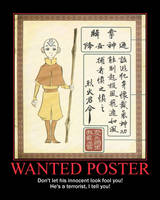 Motivation - Wanted Poster by Songue