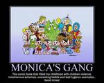 Motivation - Monica's Gang