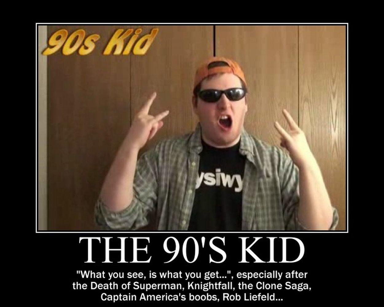 Meme 90S Kid