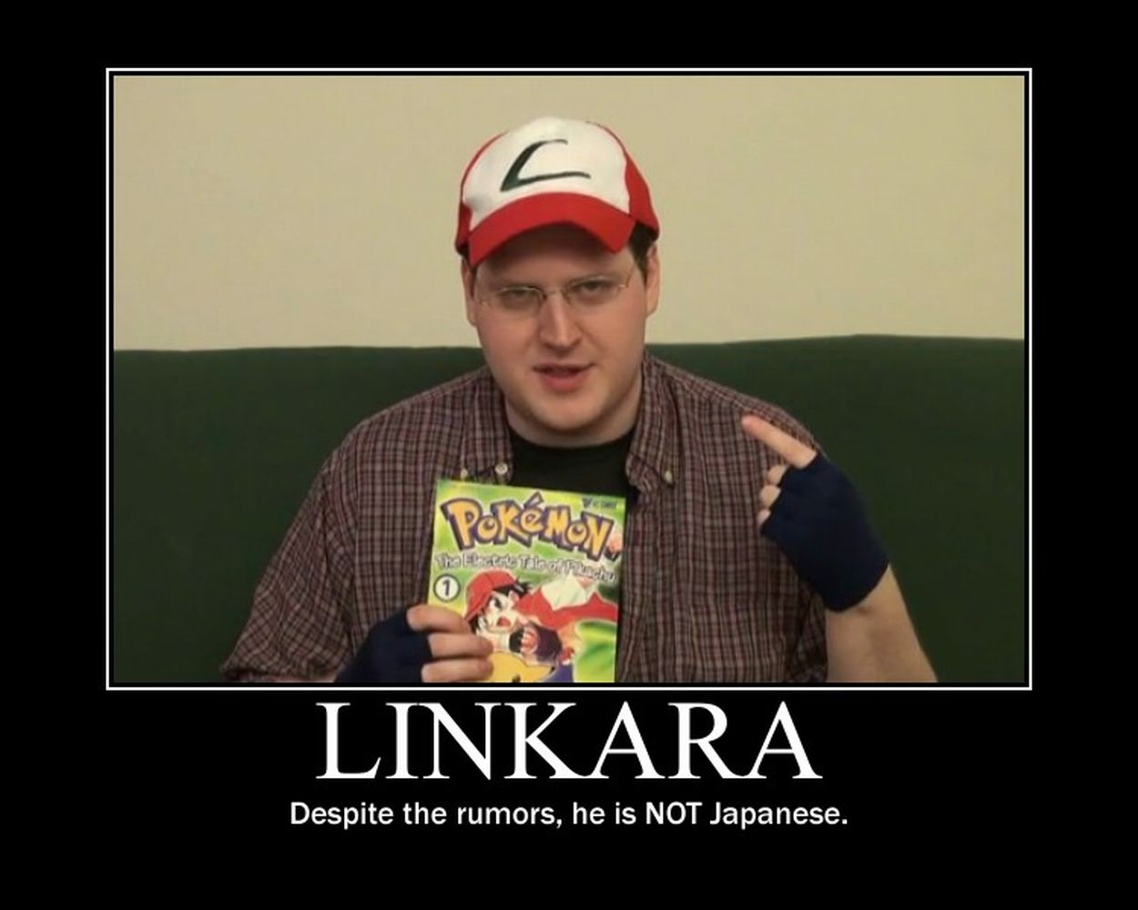 Motivation - Linkara by Songue