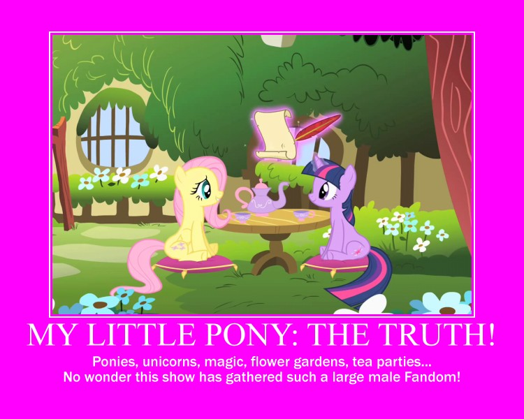 Motivation - My Little Pony - The Truth by Songue on ...