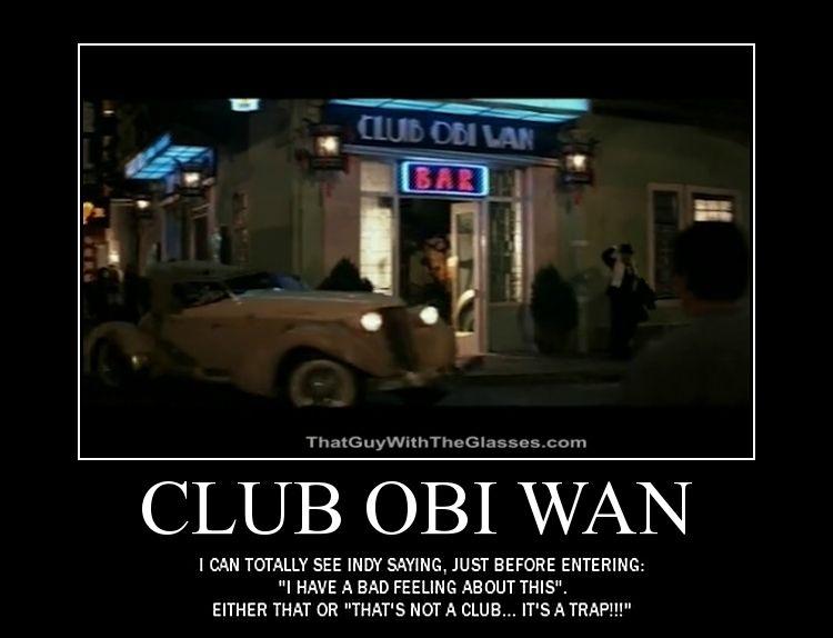 Motivation Club Obi Wan By Songue On Deviantart