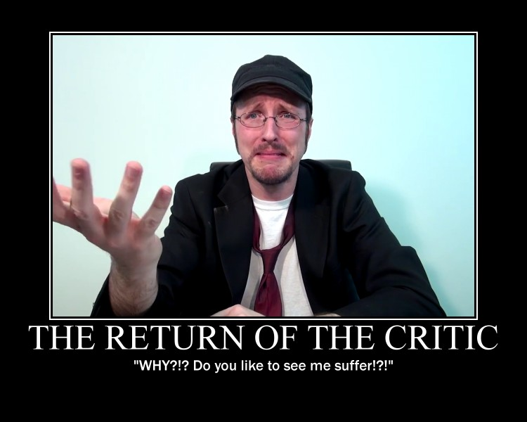 Motivation - The Return of the Critic by Songue