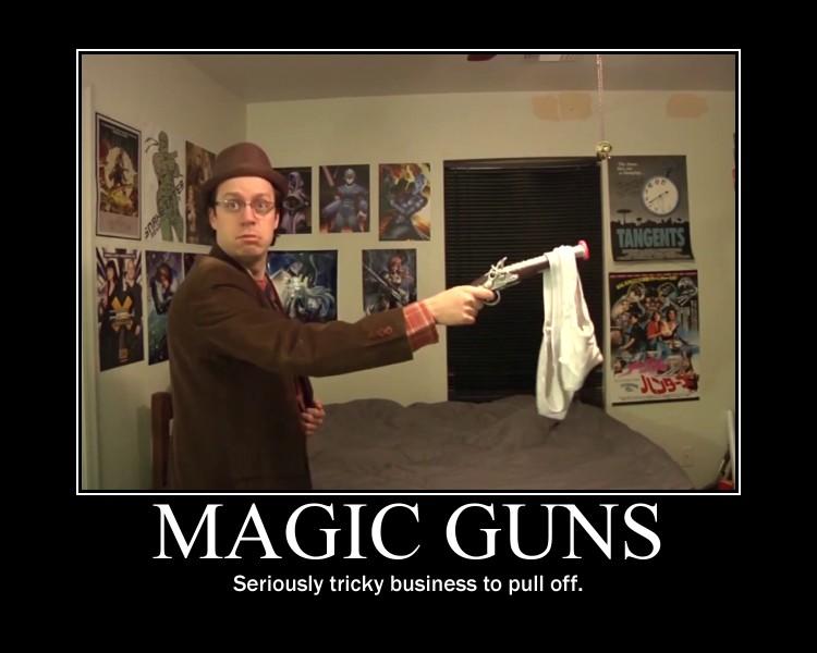 Motivation - Magic Guns by Songue