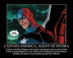 Motivation - Captain America, Agent of HYDRA