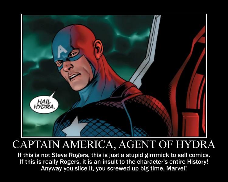 Resultado de imagem para captain america hydra