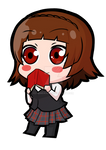 Makoto Niijima (Chibi) - Persona 5
