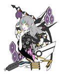Eve Kimono (Code Nemesis) - Elsword