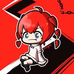 Chibi Sophia - Persona 5 Strikers by mangaxai