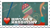 Wassily Kandinsky by coconut-orc