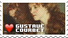 Gustave Courbet by ViolletCZ